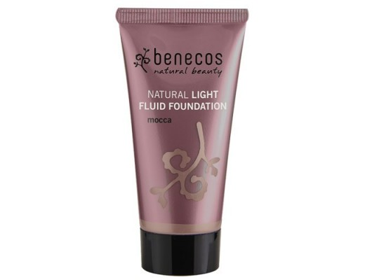Benecos light fluid foundation Mocca