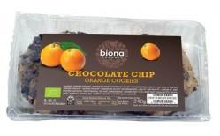 Biona Organic Chocolate Chip Orange Cookies 240 gr.