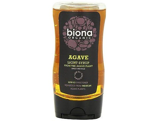 Biona Organic agave síróp light 250 ml.