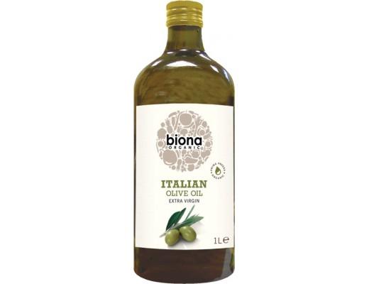 Biona Extra Virgin Organic ólífuolía 1 líter