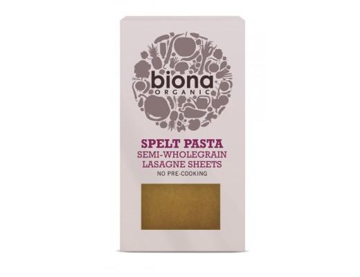 Biona Spelt lasagne 250gr