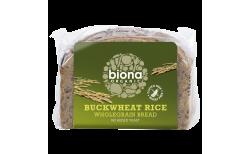 Biona Organic Buckweat Rice brauð glúteinfrítt