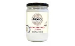 Biona Organic kókosolía 610 ml.