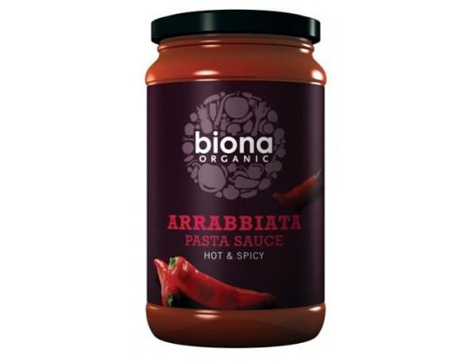 Biona Arrabbiata pastasósa 350 gr.