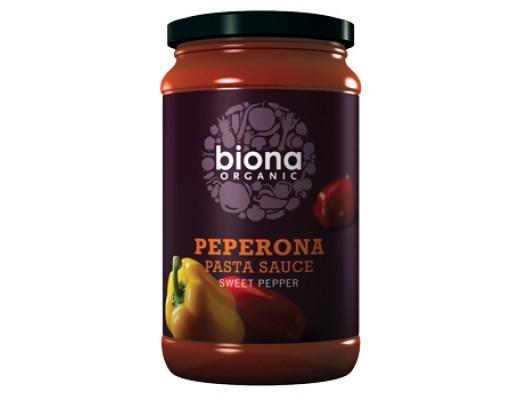 Biona Organic Peperona pastasósa 350 gr.