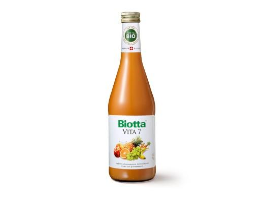 Biotta Vita 7 safi 500 ml.
