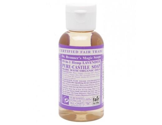 Dr. Bronner sápa lavender 59 ml.