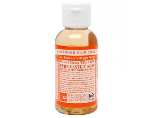 Dr. Bronner Tea tree sápa 59 ml.