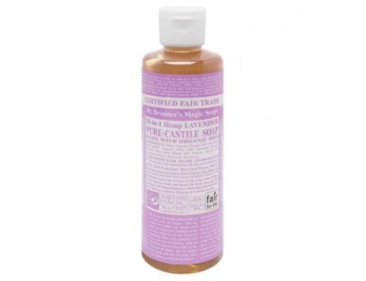 Dr. Bronner sápa lavender 237 ml.