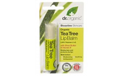 Dr. Organic Tea Tree Lip Balm