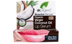 Dr. Organic Virgin Coconut Oil Lip Serum 10 ml.