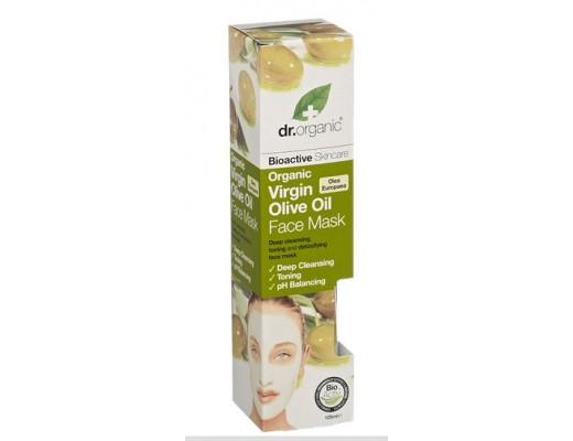 Dr. Organic Virgin Olive Oil andlitsmaski 125 ml.