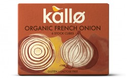 Kallo French-Onion kraftur 6 stk.