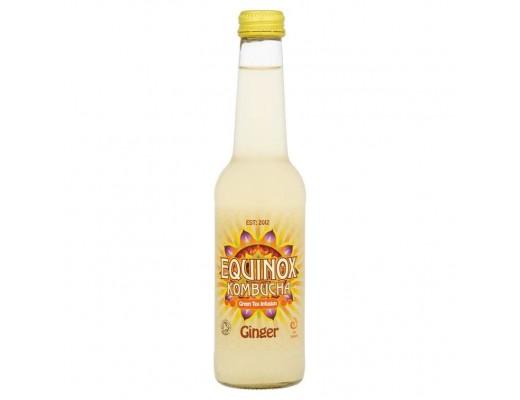 Equinox Kombucha ginger