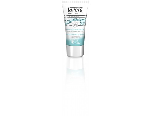 Lavera moisturizing andlitskrem Basis 50 ml.