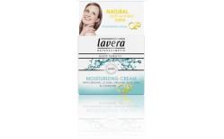 Lavera Q10 moisturizing andlitskrem Basis 50 ml.