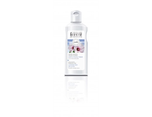 Lavera gentle andlisvatn 125 ml.
