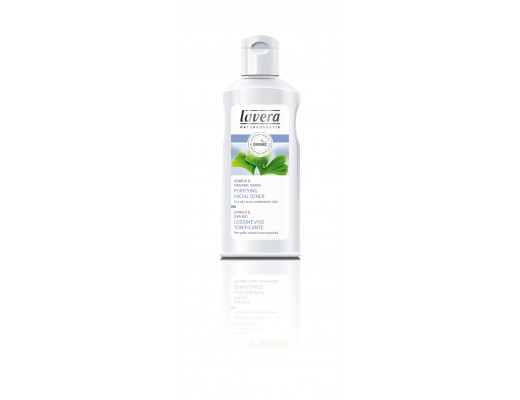 Lavera purifying andlitsvatn 125 ml.