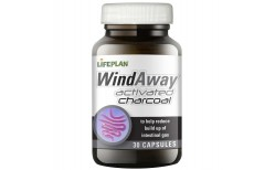 Lifeplan WindAway activated charcoal 30 hylki