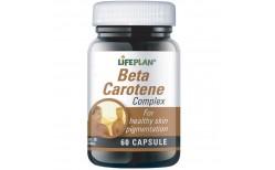 Lifeplan Beta Carotene 60 hylki
