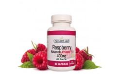 Natures Aid Raspberry ketones m/grænu te 400mg 60 stk.