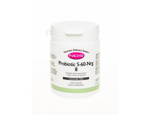 NDS Probiotic S-60-Nrg 8 100 gr.