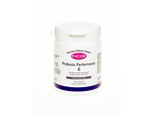 NDS Probiotic Performance 6 100 gr.