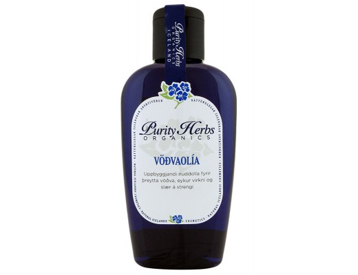 Purity Herbs vöðvaolía 125 ml.