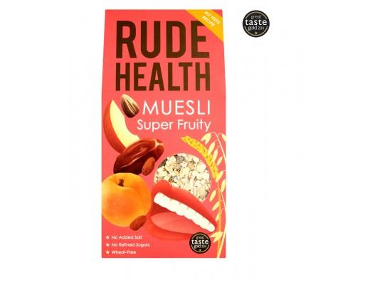 Rude Health Múslí Super Fruity 500 gr.