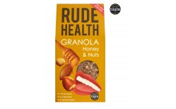 Rude Health granóla honey & nuts 500 gr.