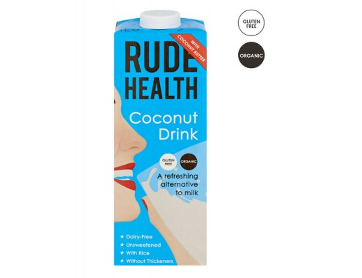 Rude Health kókosdrykkur 1 líter