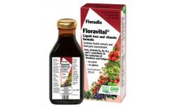 Salus Floradix Floravital jurtajárn - gerlaust 250 ml.