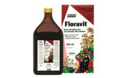 Salus Floradix Floravital jurtajárn - gerlaust 500 ml.