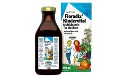 Salus Floradix barna 500 ml.
