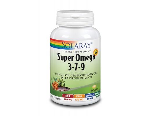 Solaray Super Omega 3-7-9