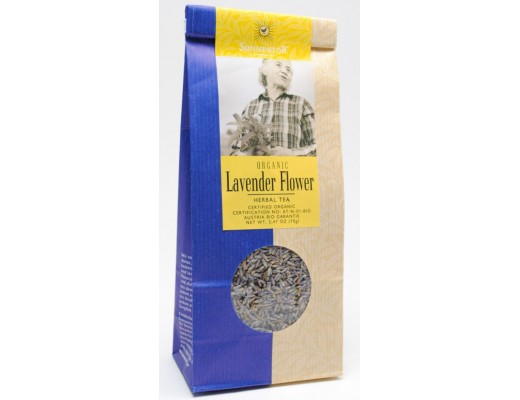 Sonnentor Lavender flowers Te 70 gr.