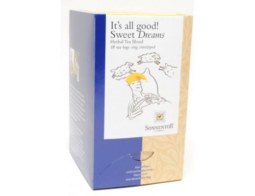 Sonnentor Sweet Dreams Te 18 grisjur