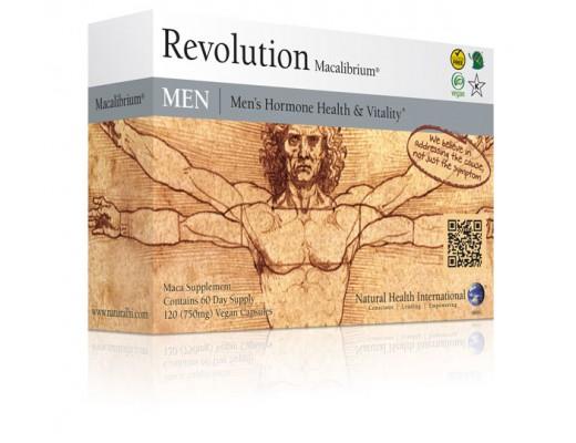 Revolution Maca Librium 120 stk.
