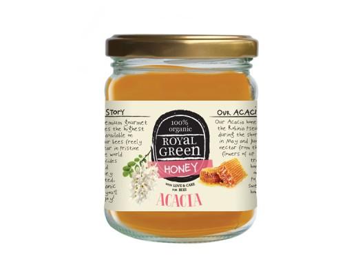 Royal Green Acacia Honey 250 gr.