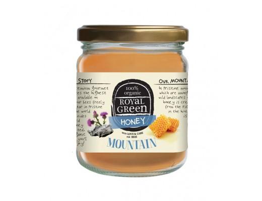 Royal Green Mountain Honey 250 gr.