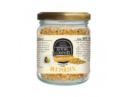 Royal Green Bee pollen