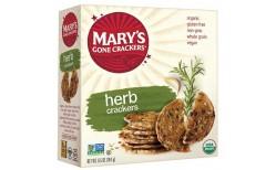 Mary/s kex m.kryddjurtum Vegan/GF