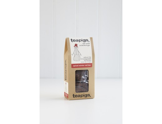 Teapigs Spiced winter red tea