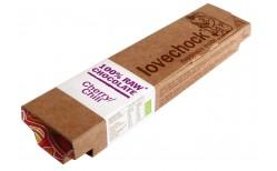 Lovechock Kirsuber & chili lífrænt 40g