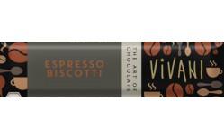 Vivani Espresso Biscotti bar 40 gr.
