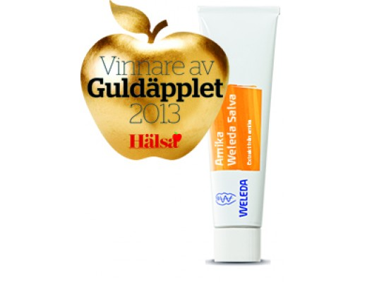 Weleda arniku salvi 10%, 25 ml.