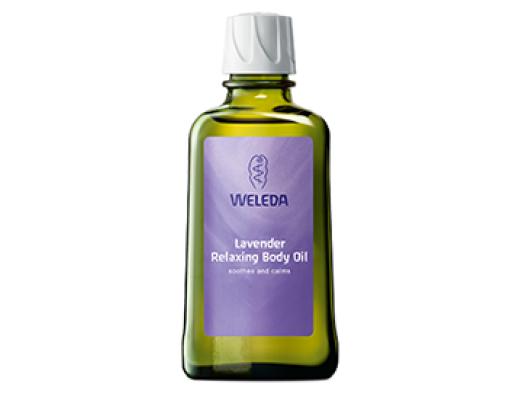 Weleda Lavenderolía húðolía 100 ml.