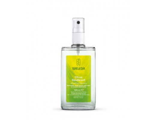 Weleda Citrus Deo spray 100 ml.