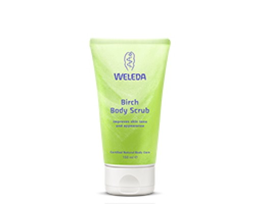 Weleda Birki body scrub 150 ml.