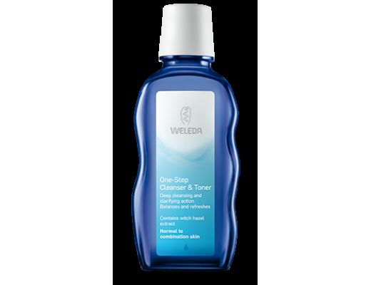 Weleda One-Step Cleanser & Toner 100 ml.